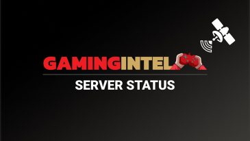 Gaming Intel Server Status