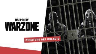 Warzone Cheater Ban