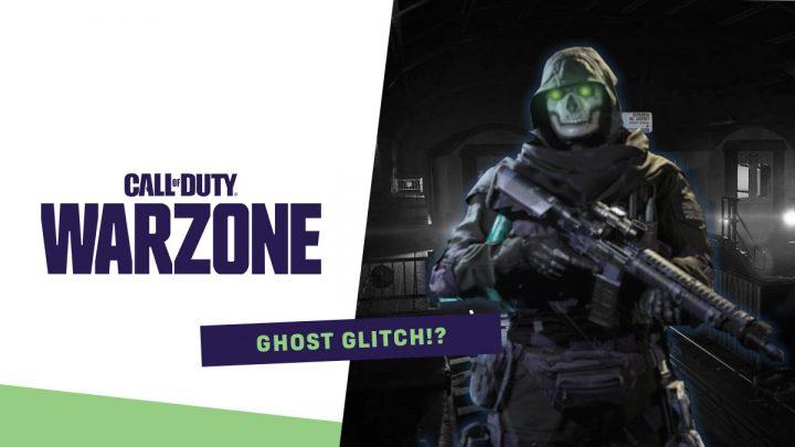 Warzone Ghost Glitch