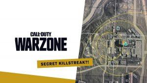Warzone Secret Killstreak