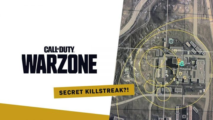 Warzone Secret Killstreak