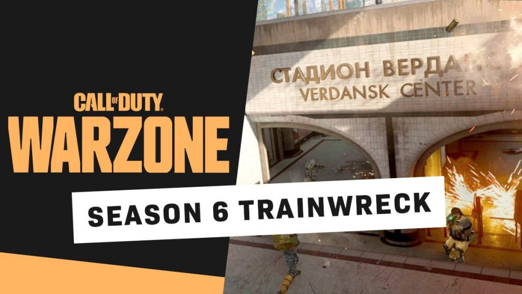 Warzone Subway Issue