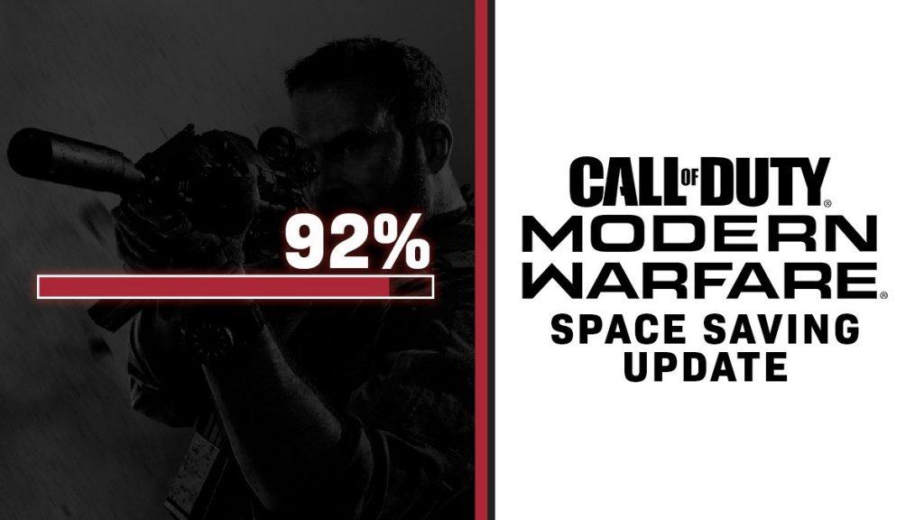 CoD Modern Warfare Space