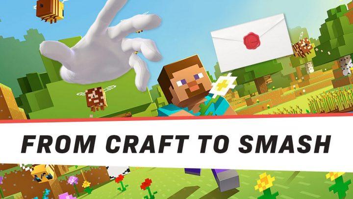 Steve Minecraft Smash DLC