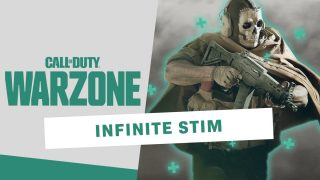 Warzone Infinite Stim