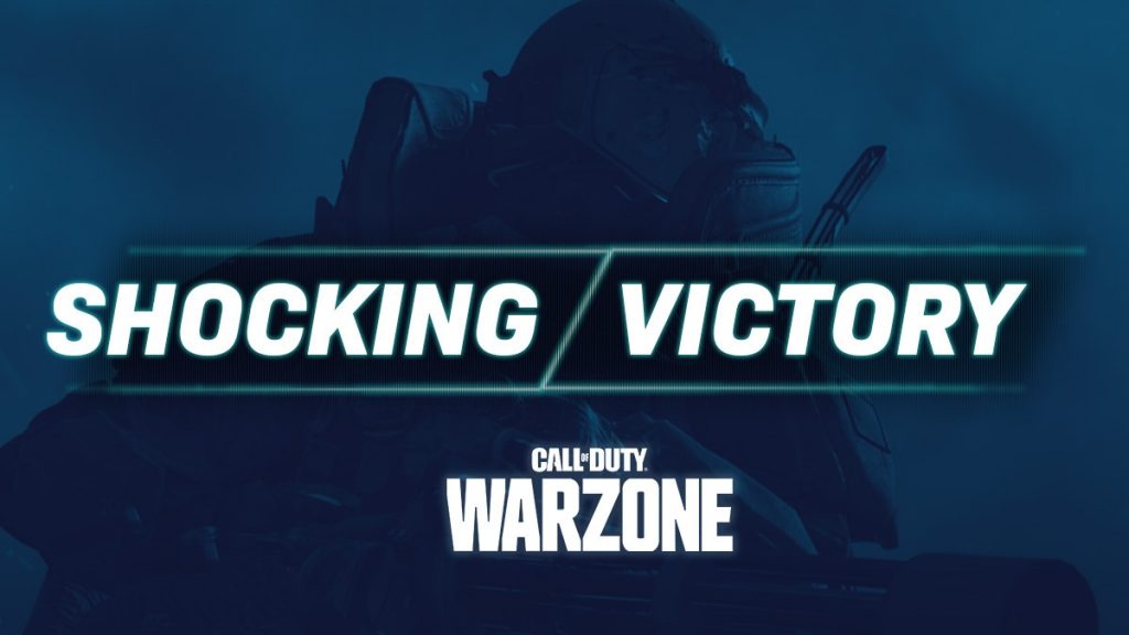 Warzone Solo Victory
