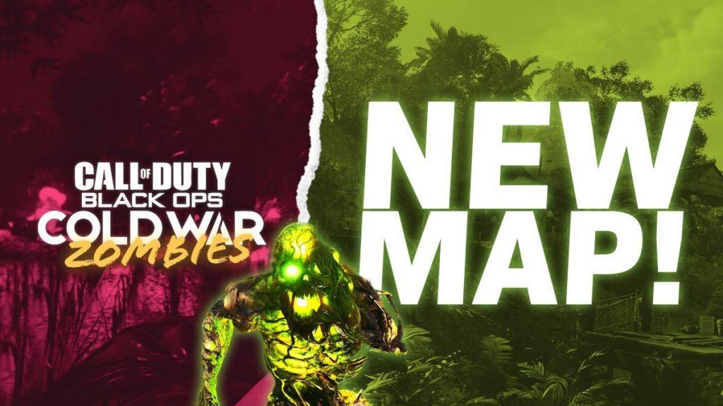 Black Ops Cold War New Map Vietnam Zombies