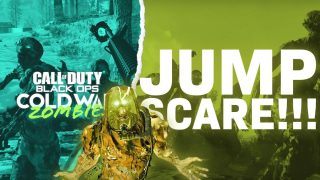 Black Ops Cold War Zombies Jumpscare