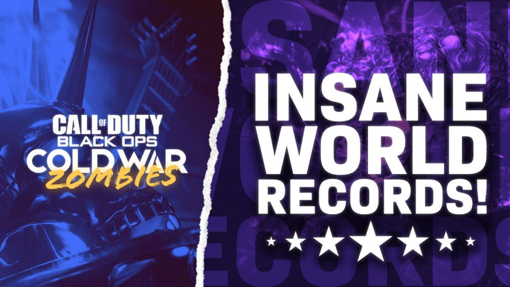 Die Maschine World Records - Black Ops Cold War Zombies