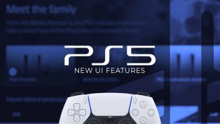 PS5 New UI Features