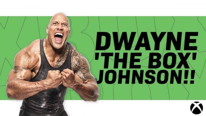 The Rock Xbox