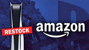 Amazon PS5 Restock