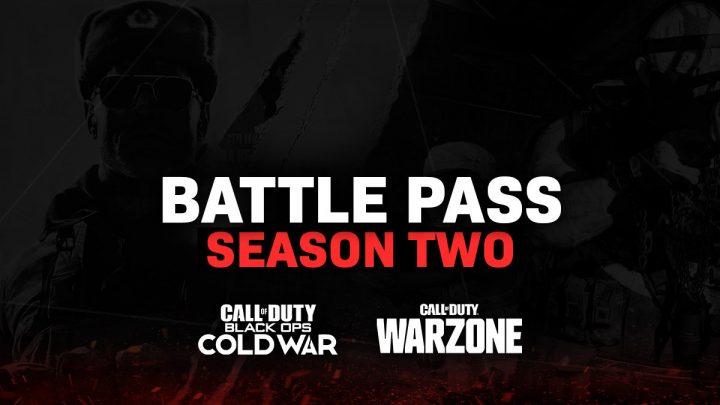 Black Ops Cold War Warzone Battle Pass Season2