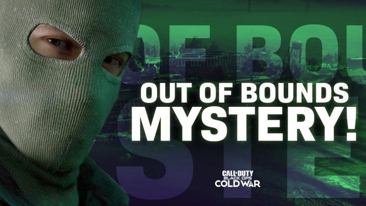 Cold War Secret Under Map