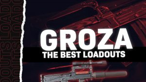 Best Groza Class & Attachments in Black Ops Cold War & Warzone