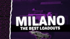 Best Milano 821 Class in Black Ops Cold War & Warzone