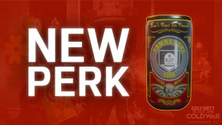 New Perk Cold War Zombies Tombstone