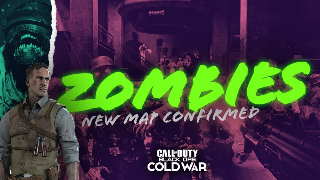 Black Ops Cold War Season 2 New Zombies Map Confirmed