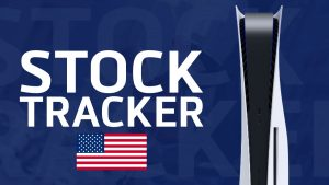 PS5 Console Stock Tracker USA