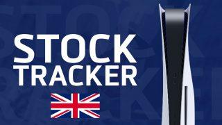 PS5 Stock Tracker UK