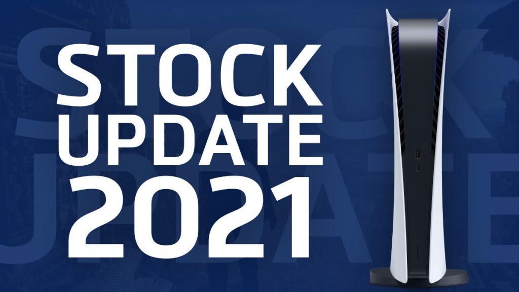 PS5 Restock Update 2021