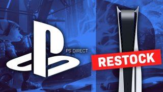 PS Direct Restock