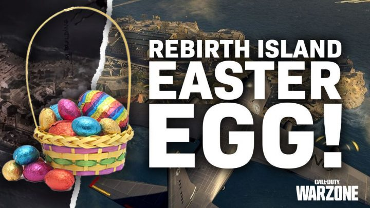 Rebirth Island Easter Egg Guide