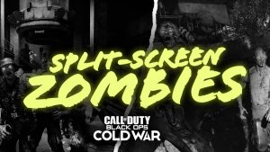 Split-Screen Zombies Cold War