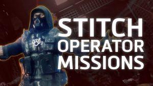 Stitch Operator MIssions