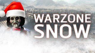 Warzone Rebirth Island Snow
