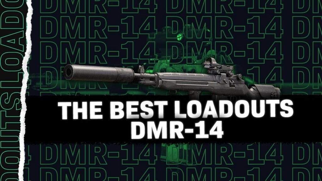 Best DMR 14 Class & Attachments in Black Ops Cold War