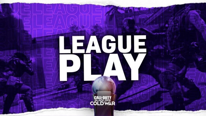 Black Ops Cold War League Play