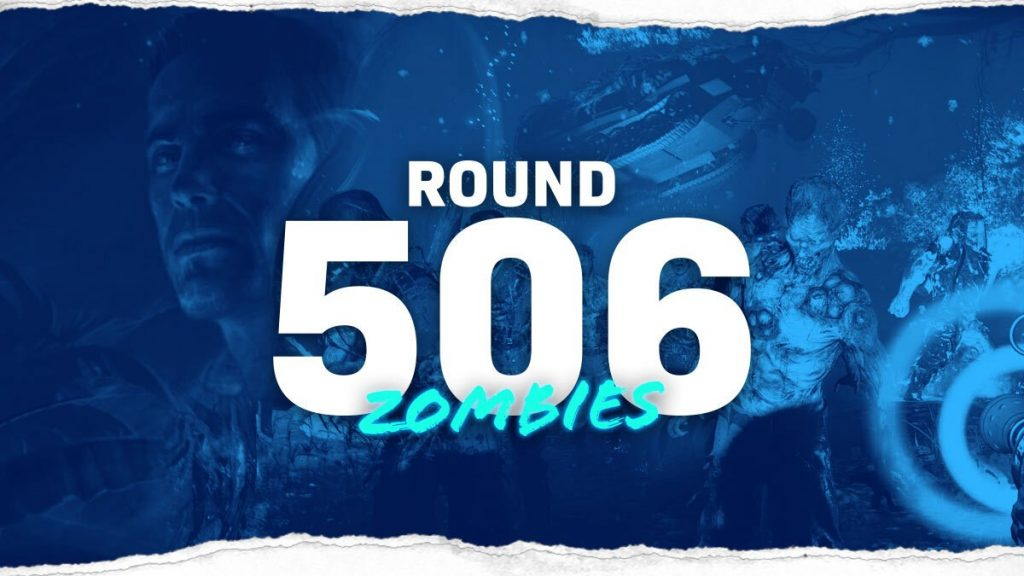 Black Ops Cold War Zombies Round 506