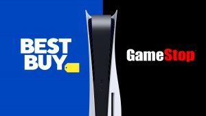 PS5 Best Buy and GameStop