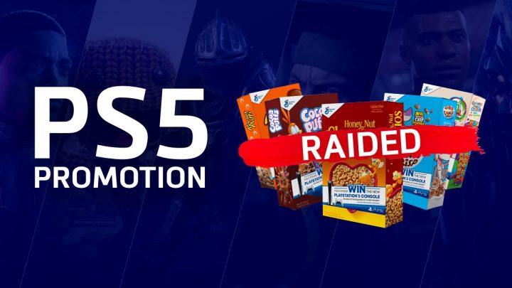 PS5 Walmart Promotion Raided