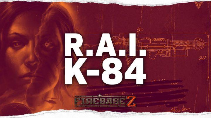 RAI K-84 Cold War Zombies