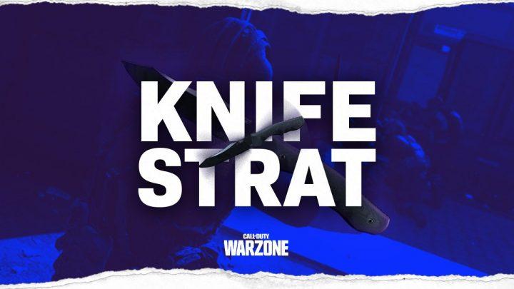 Throwing Knife Warzone