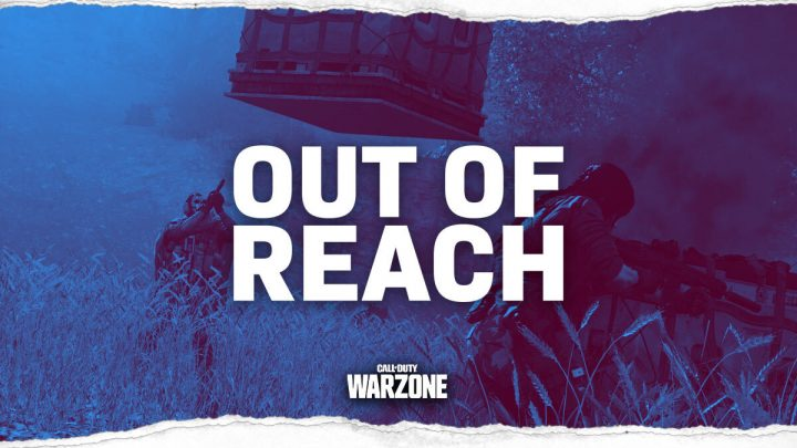 Warzone Loadout Drop Glitch Out of Reach