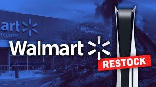 Walmart PS5 Restock Update
