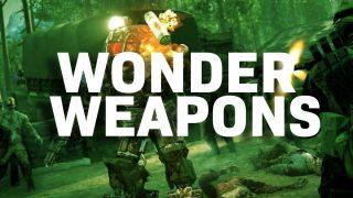 Black Ops Cold War wonder weapons ray gun outbreak