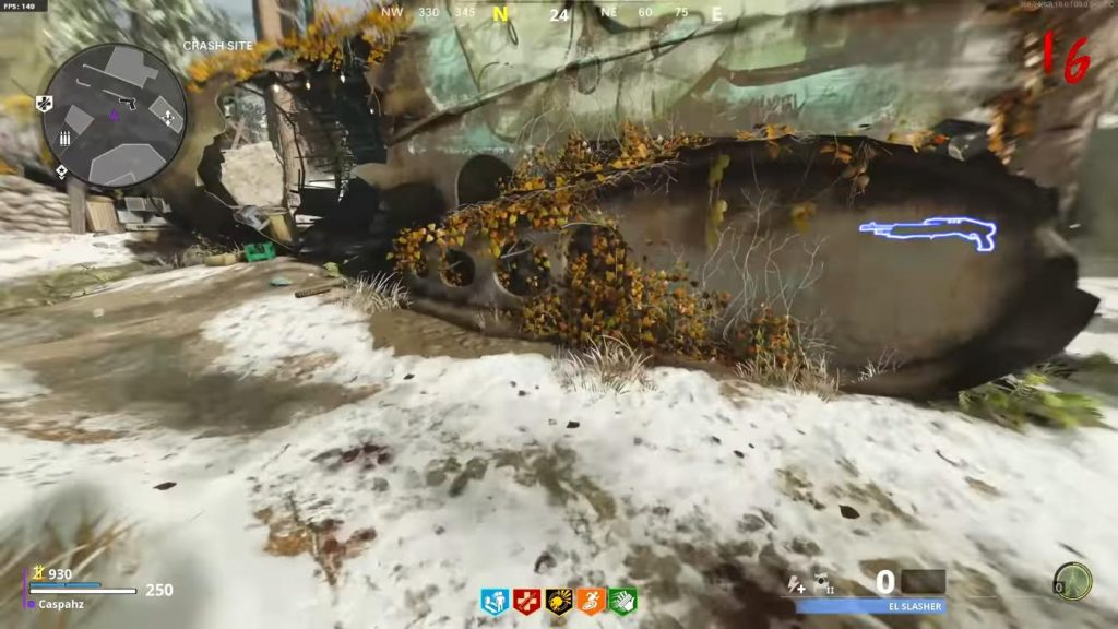 Cold War Zombies Easy Flawless Refined Crystals