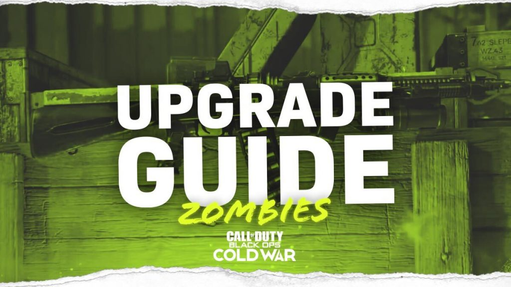 Firebase Z Wonder Weapon Upgrade Guide