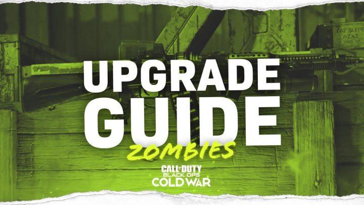 Firebase Z Wonder Weapon Upgrade Guide