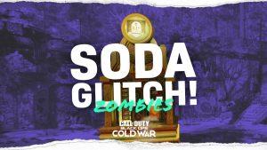 Cold War Zombies Tombstone Soda Glitch