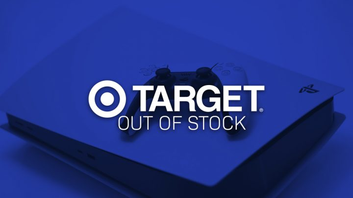 Target PS5 Restock February Sold Out