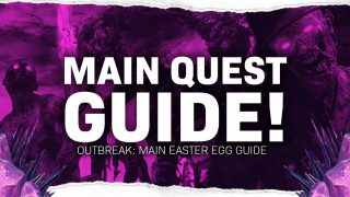 Complete Outbreak Easter Egg Main Quest Black Ops Cold War Zombies Guide