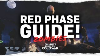 Cold War Zombies Outbreak Easter Egg 2 Where To Find All Red Phase Rifts