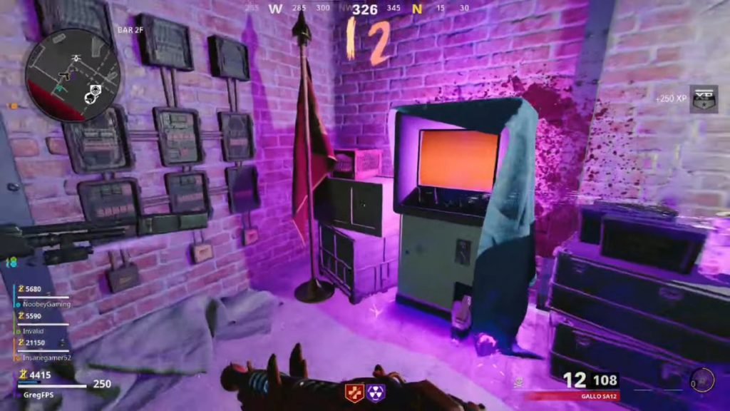 ARC-XD Race Easter Egg - Forsaken Black Ops Cold War Zombies