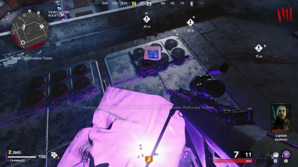 Forsaken Sniper Rifle Range - Sharpshooter Easter Egg Guide